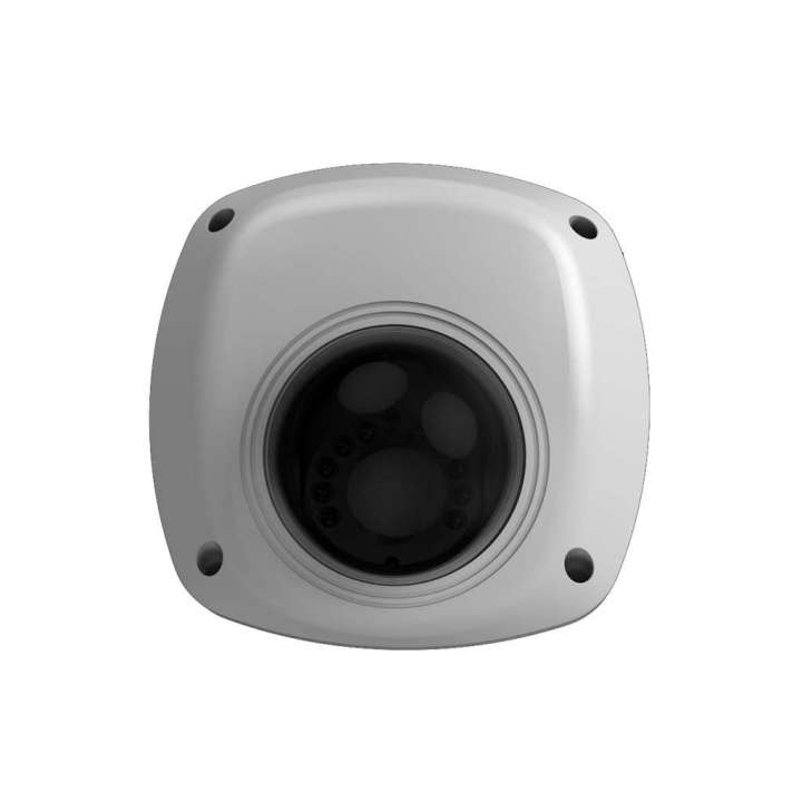 "AV554WDIP-28WS FOCAL POINT 4M WiFi Dome, 1/2.8"" CMOS, ICR, 0.01lux, 2688x1520, 20fps, 2.8mm lens, IP66, DC12V & PoE, DWDR, 3D DNR, BLC, IR 45ft. Wifi"
