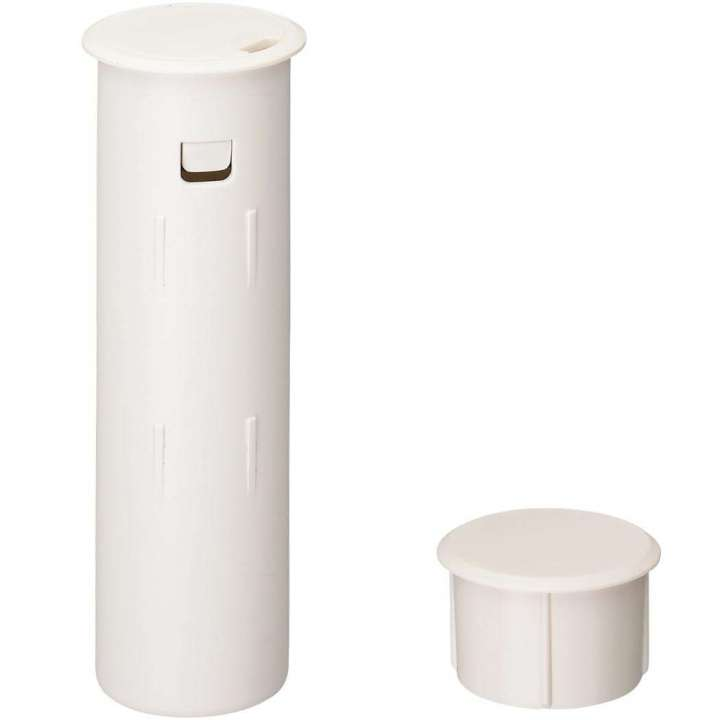 TX-E221 UTC (ILX RECESSED) RECESSED DOOR/WINDOW SENSOR 319 MHZ Wide gap, flanged top, 5yr battery replaceable, White. FCC/IC