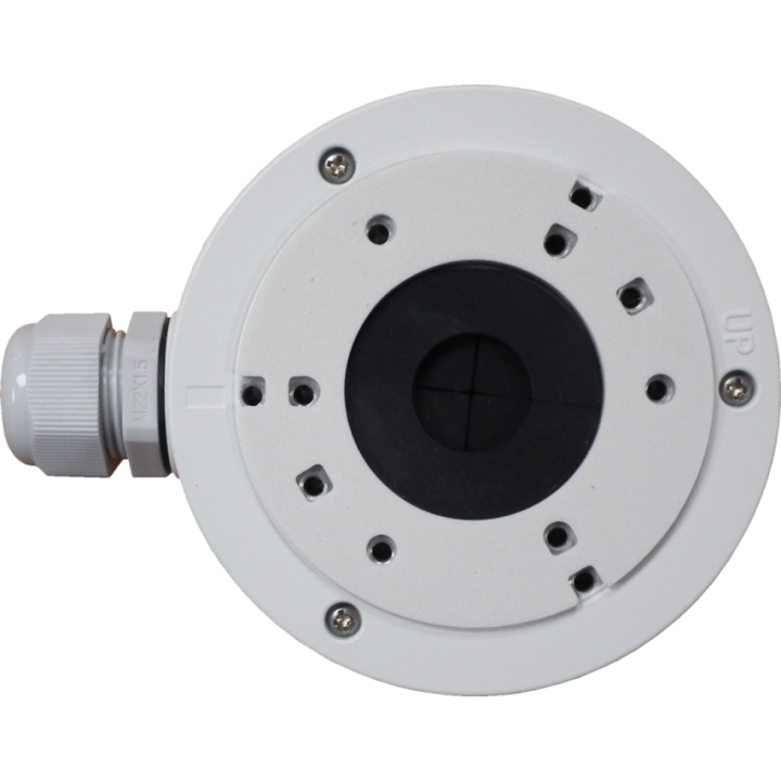 AM280J-XS FOCAL POINT Junction box for small turret camera AV50HTW-28 ************************** CLEARANCE ITEM- NO RETURNS *****ALL SALES FINAL******* **************************