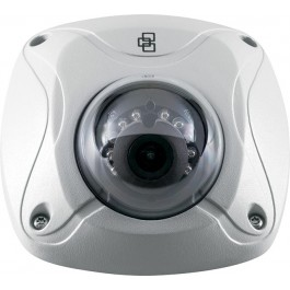 TVW-3105 INTERLOGIX TruVision IP Wedge Camera, 3.0MPx, WiFi, 2.8mm fixed lens, DWDR, True D/N, 10M IR, SD/SHDC slot, PoE (802.3-af)/12VDC, corrosion resistant, IP66, IK8, audio, gray housing, NTSC ************************* SPECIAL ORDER ITEM NO RETURNS OR SUBJECT TO RESTOCK FEE *************************