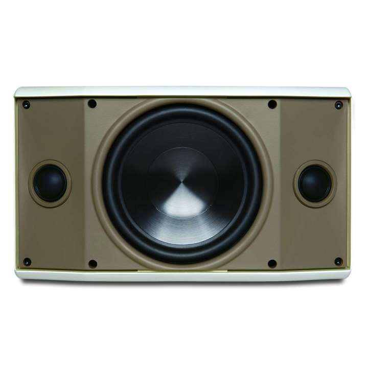 "AW500TTWHT PROFICIENT ONE IN/OUTDOOR SPK.ONE 51/4"" DAUL VOICE COIL,TWO 1""PVT.TWEETERS 100WATT ************************* SPECIAL ORDER ITEM NO RETURNS OR SUBJECT TO RESTOCK FEE *************************"