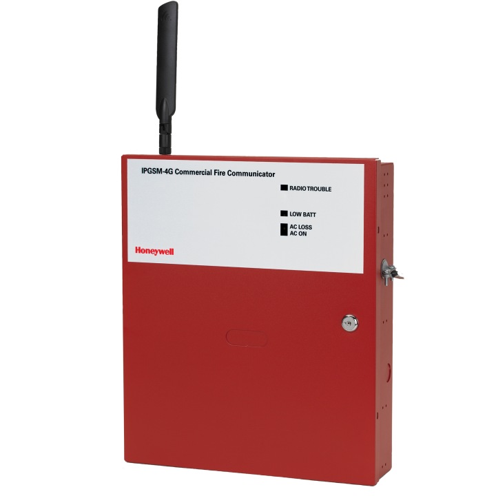 IPGSM-4G SILENT KNIGHT DUAL PATH IP/CELL COMMUNICATOR THAT OFFERS THREE SELECTABLE REPORTING PATHS. CELL ONLY, IP ONLY AND IP PRIMARY/CELL BACKUP. INCLUDES ALL HARDWARE AND 18VAC TRANSFORMER.