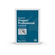 NUA-K809A-FN9-15.0 DRAGON PROFESSIONAL INDIVIDUAL 15, US ENGLISH, ACADEMIC, BLUETOOTH