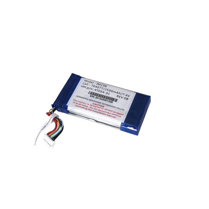 QR0018-840 QOLSYS IQ Battery - Replacement lithium-ion battery for IQ Panel