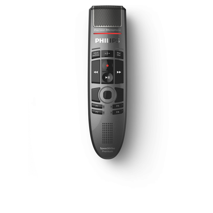PSP-SMP3800/00 PHILIPS SPEECHMIKE PREMIUM TOUCH BARCODE (PUSH BUTTON)