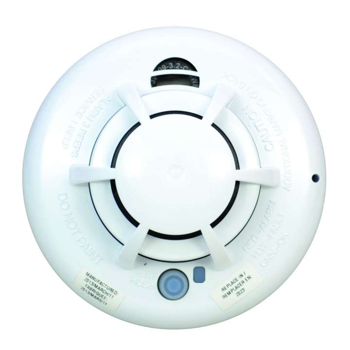 2GIG-SMKT3-345 2GIG Smoke, Heat, & Freeze Detector