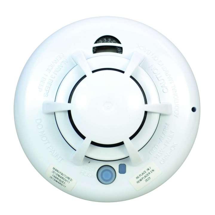 2GIG-SMKT3-345 2GIG Smoke, Heat, & Freeze Detector