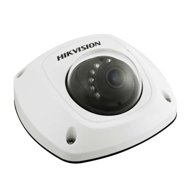 DS-2CD2520F2MM Hikvision Outdoor Mini Dome 2MP/720p H264 2mm Elec. Day/Night IP66 PoE/12VDC