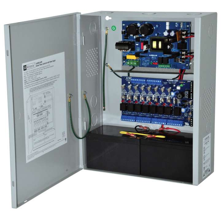 AL600ULACM ALTRONIX AL600ULX WITH ACM8 POWER CONTROLLER FIRE/ACCESS INTERFACE INSTALLED