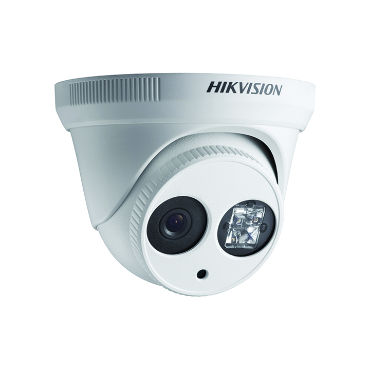 DS-2CD2342WD-I2.8MM HIKVISION Turret Dome, 4MP-20fps/1080p, H264, 2.8mm, Day/Night, 120dB WDR, EXIR (30m), IP66, PoE/12VDC