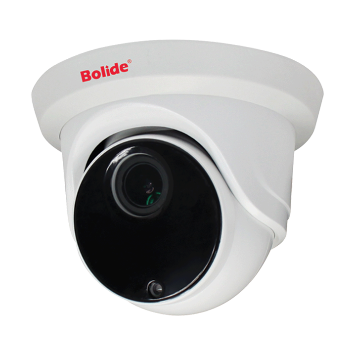 BN7029 BOLIDE H.265 4MP IP Turret camera with POE, 2.8-12mm Motorized Varifocal Auto Focus Lens, with Audio, with SD card Slot, with Alarm, with BNC, white