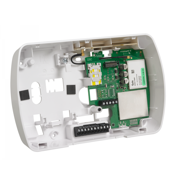 DSC3G2077-ADTNA DSC HSPA (3G) alarm communicator for the IMPASSA self contained wireless alarm system. Private labeled for ADT
