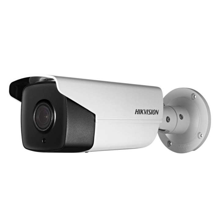 DS-2CD2T42WD-I56MM HIKVISION Outdoor Bullet, 4MP-20fps/1080p, H264, 6mm, Day/Night, 120dB WDR, EXIR (50m), IP66, PoE/12VDC ************************* SPECIAL ORDER ITEM NO RETURNS OR SUBJECT TO RESTOCK FEE *************************