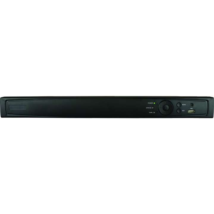 UN1A-8X8 INVID 8 Ch NVR with 8 Plug & Play Ports, No Drive