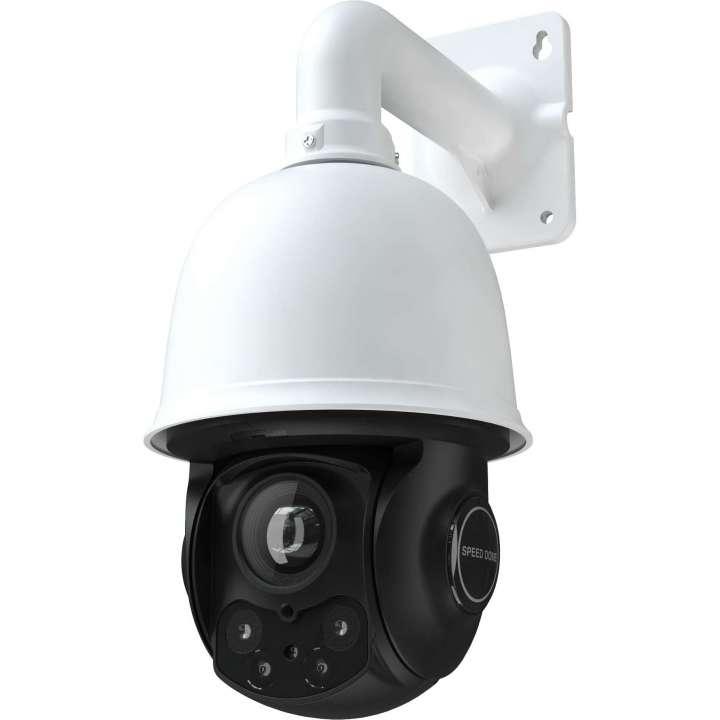 PAR-P3PTZIR30 INVID 3 Megapixel IP PTZ, 20x Zoom, 328' IR Range, SD Card Slot, AC24V