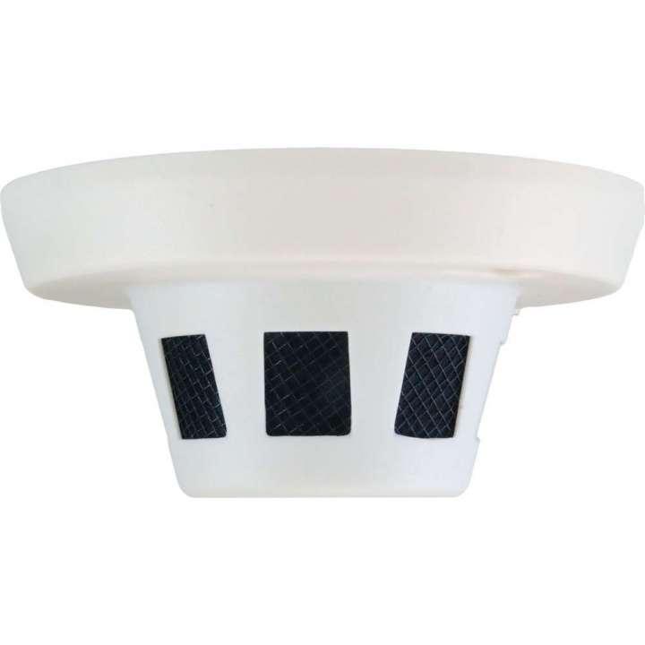 ULT-C2SI37 INVID Smoke Detector Shaped Housing (Non-Functioning), Day/Night, 12VDC, 3.7mm