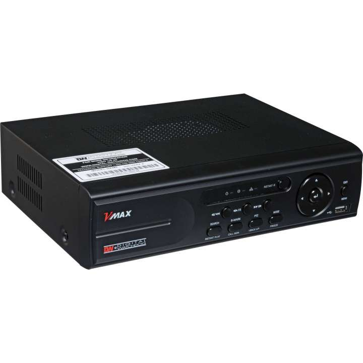 DW-VF960H81T DIGITAL WATCHDOG 960H 8ch Multiplex DVR with H.264, 240fps@960H, 1TB, 8ch of Audio, ************************** CLEARANCE ITEM- NO RETURNS *****ALL SALES FINAL******* **************************