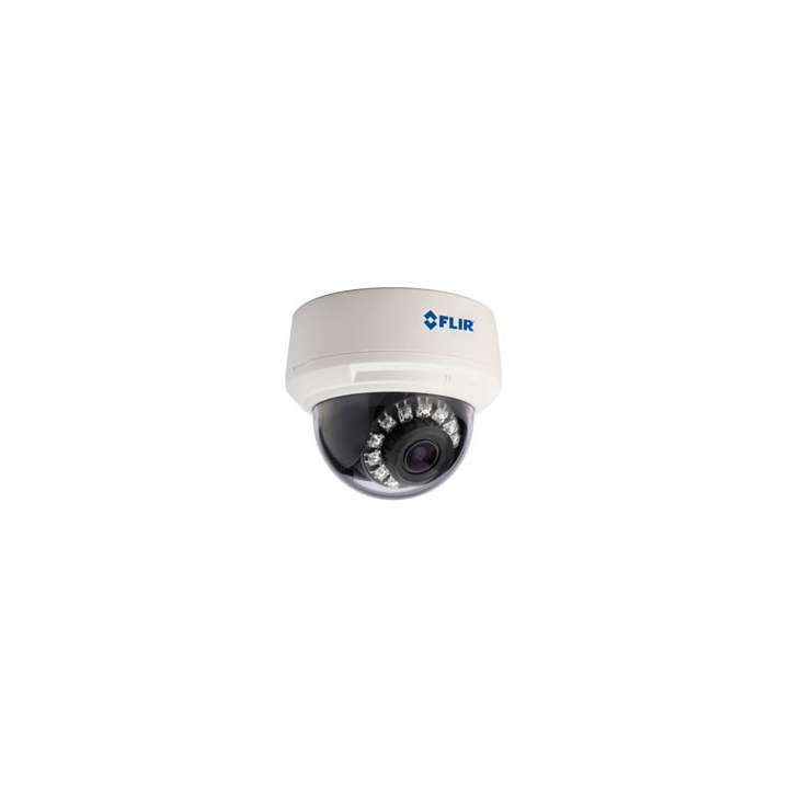 DPD24DLR FLIR 700+TVL 960H EXVIEW II D/N IR dome, OSD, DNR, Smart IR, VF2.8-12mm 86ft IR 12/24V