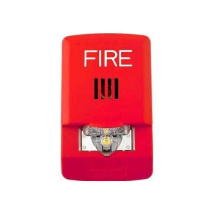 WHLSTR3 WHEELOCK EXCEDER LED STROBE ONLY RED ************************* SPECIAL ORDER ITEM NO RETURNS OR SUBJECT TO RESTOCK FEE *************************