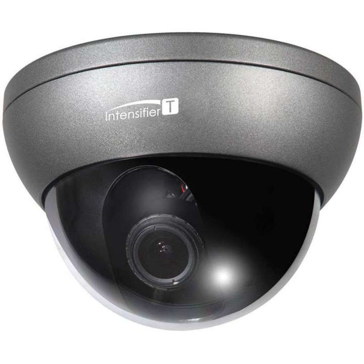 HT7246T SPECO Intensifier T HD-TVI 1080p 2MP Indoor/Outdoor Dome Camera, 2.8-12mm Lens, Dark Grey Housing ************************* SPECIAL ORDER ITEM NO RETURNS OR SUBJECT TO RESTOCK FEE *************************