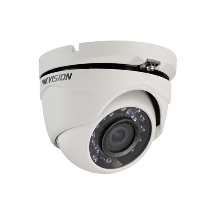 DS-2CE56D1T-IT12.8MM HIKVISION Outdoor IR Turret, HD1080p, 2.8mm, 20m EXIR, Day/Night, BLC, Smart IR, IP66, 12 VDC ************************* SPECIAL ORDER ITEM NO RETURNS OR SUBJECT TO RESTOCK FEE *************************