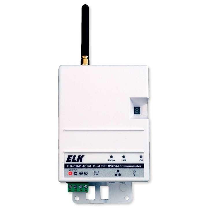 ELKC1M14GSM ELK IP/Cellular (GSM) Alarm Communicator for M1 Controls ************************* SPECIAL ORDER ITEM NO RETURNS OR SUBJECT TO RESTOCK FEE *************************