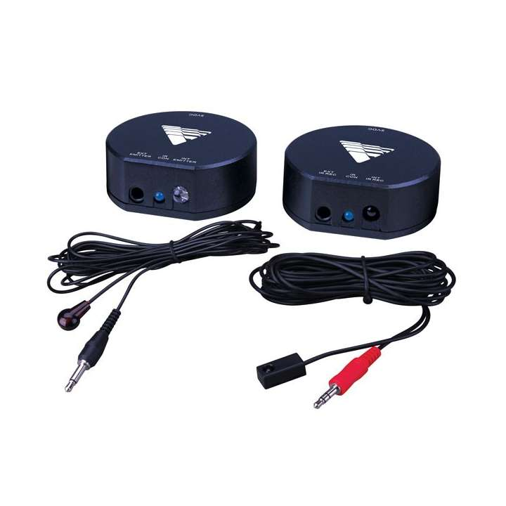 WIR-1X4 VANCO IR Cable 3.5mm Stereo Plug to 4 Stereo Jacks ************************* SPECIAL ORDER ITEM NO RETURNS OR SUBJECT TO RESTOCK FEE *************************