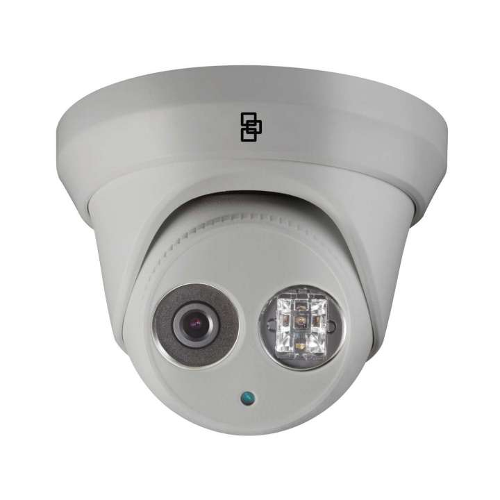 TVT-5304 INTERLOGIX TRUVISION IR TURRET, 4MPX, TRUE D/N, WDR, 30M IR, 2.8MM AT F2.0, POE/12VDC, IP66, GRAY ************************* SPECIAL ORDER ITEM NO RETURNS OR SUBJECT TO RESTOCK FEE *************************