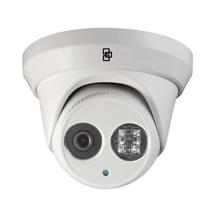 TVT-5305 INTERLOGIX TRUVISION IR TURRET, 4MPX, TRUE D/N, WDR, 30M IR, 2.8MM AT F2.0, POE/12VDC, IP66, WHITE ************************* SPECIAL ORDER ITEM NO RETURNS OR SUBJECT TO RESTOCK FEE *************************