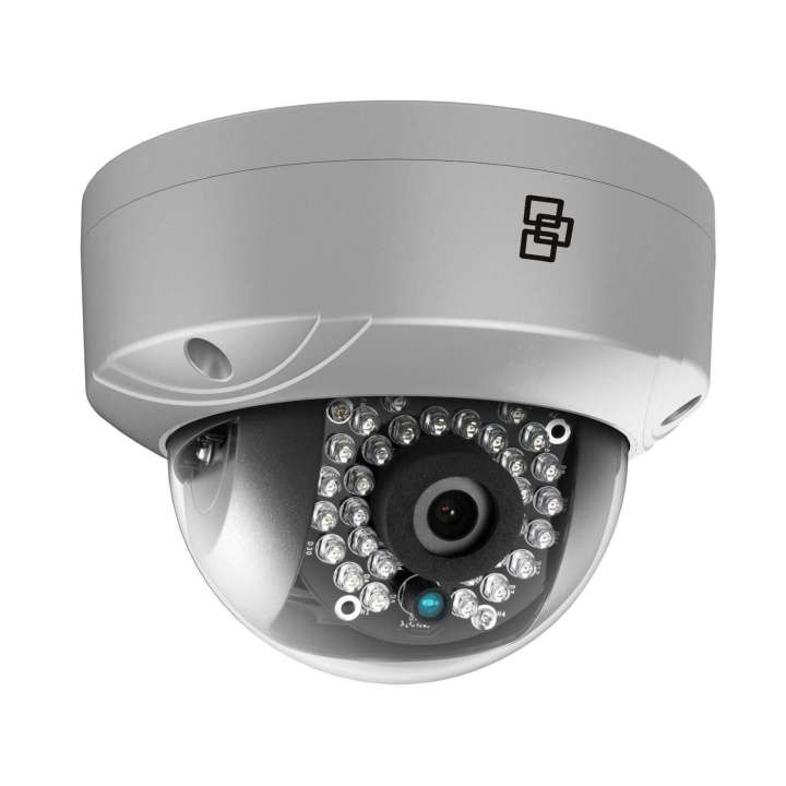 TVD-5301 INTERLOGIX TRUVISION IP MINI DOME, 2MPX, 2.8MM , TRUE D/N, WDR, 15M IR, AUDIO, ALARM, MICRO SD/SDHC/SDXC SLOT, IP66, POE/ 12VDC, BNC ************************* SPECIAL ORDER ITEM NO RETURNS OR SUBJECT TO RESTOCK FEE *************************