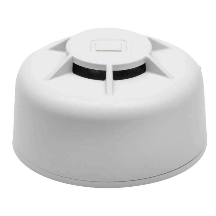 HDX-135Z INTERLOGIX Wireless 135F Degree Rate of Rise Heat & Freeze Sensor