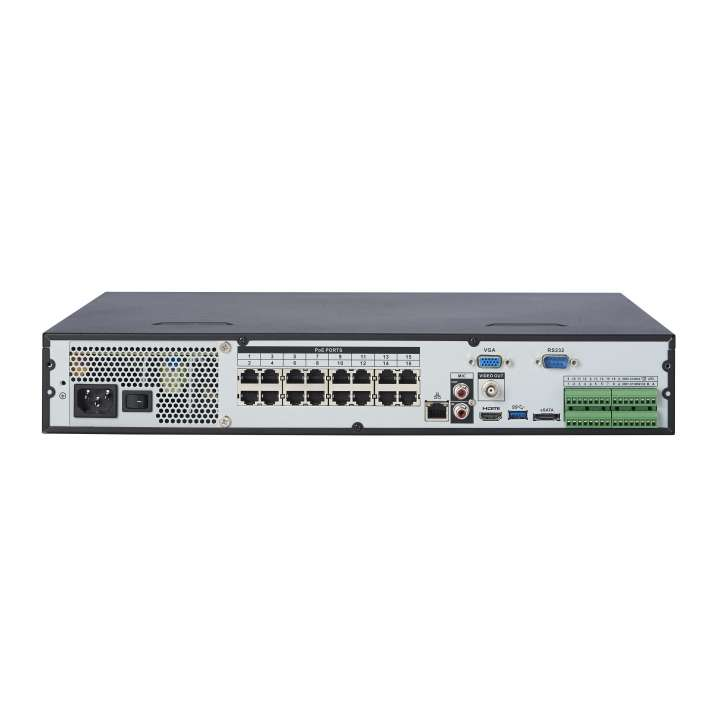 DNR516P8 FLIR 16 Ch NVR with 16 POE, HDMI, 480fps/960fps@1080p, up to 5MP cameras, 8TB HDD, Mobile, PC/MAC, Cloud Connectivity ************************* SPECIAL ORDER ITEM NO RETURNS OR SUBJECT TO RESTOCK FEE *************************