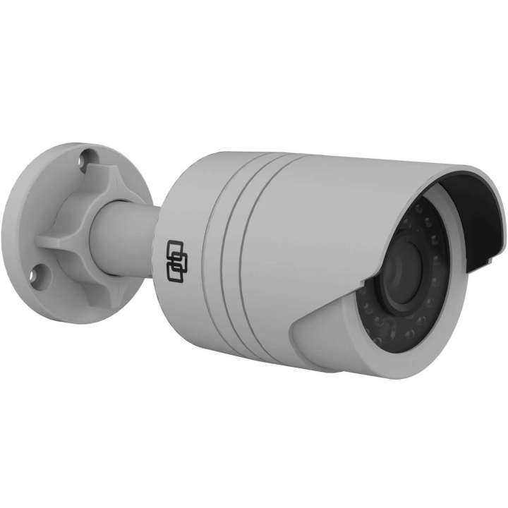 TVB-5301 INTERLOGIX TRUVISION IP FIXED LENS BULLET, 2MPX, 4MM AT F2.0, TRUE D/N, WDR, 25M IR, IP66, POE/12VDC ************************* SPECIAL ORDER ITEM NO RETURNS OR SUBJECT TO RESTOCK FEE *************************