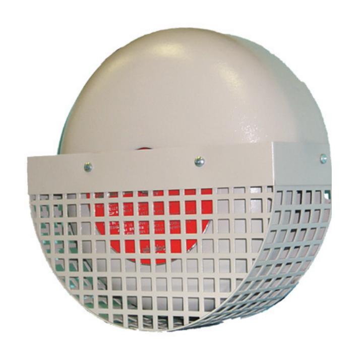 WHCVX10-115-S WHEELOCK EXPL. PROOF,VIBRATING BELL,115 VAC,SLVR