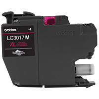 BRT-LC3017M BROTHER HIGH YIELD MAGENTA INK CARTRIDGE FOR MFC-J5330 DW/MFC-J6530DW/MFC-J6930DW