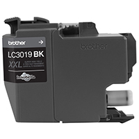 BRT-LC3019BK BROTHER SUPER HIGH YIE LD BLACK INK CARTRIDGE FOR MFC-J533 0/MFC-J5330DW/MFC-J6530DW/MFC-J6930 DW