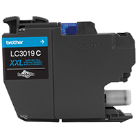 BRT-LC3019C BROTHER SUPER HIGH YIEL D CYAN INK CARTRIDGE FOR MFC-J5330/ MFC-J5330DW/MFC-J6530DW/MFC-J6930DW