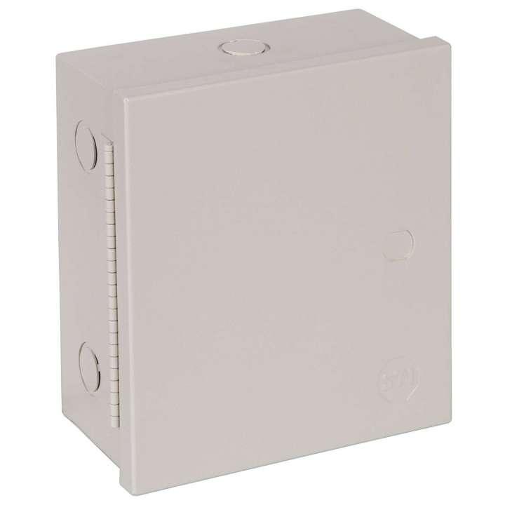 "STI-EM08073.5 STI METAL PROTECTIVE CABINET 8x7x3.5"""