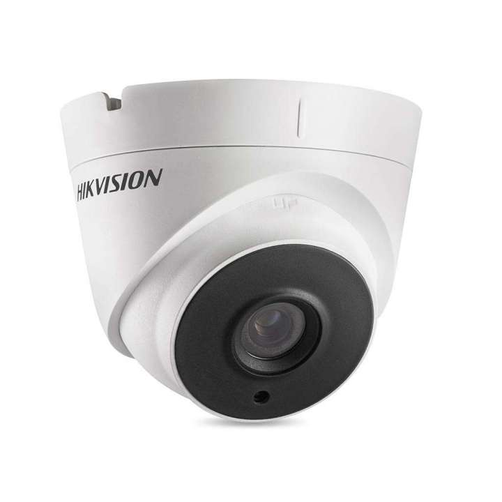 DS-2CE56F7T-IT3-2.8MM HIKVISION Outdoor Turret, 3MP HD-TVI , new EXIR, 2.8mmfixed lens ************************* SPECIAL ORDER ITEM NO RETURNS OR SUBJECT TO RESTOCK FEE *************************