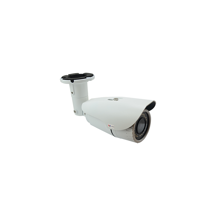 A31 ACTi 3MP Bullet with D/N, Adaptive IR, Extreme WDR, SLLS, Fixed lens, f2.8mm/F1.85 HOV:106.9, H.265/H.264, 1080p/30fps, 2D+3D DNR, PoE/DC12V, IP66, IK10 (metal casing) ************************* SPECIAL ORDER ITEM NO RETURNS OR SUBJECT TO RESTOCK FEE *************************