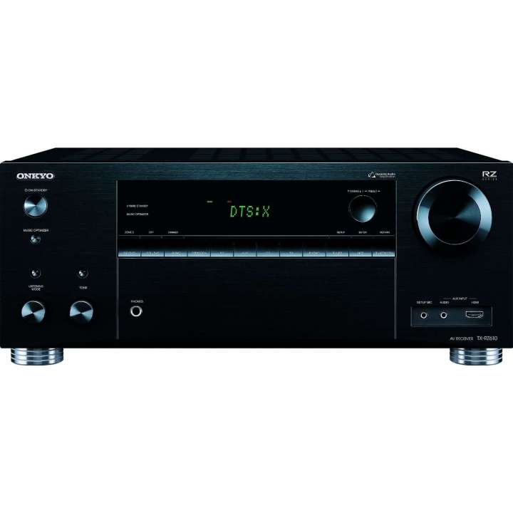 TX-RZ610 ONKYO 7.2-CHANNEL NETWORK A/V RECEIVER ************************* SPECIAL ORDER ITEM NO RETURNS OR SUBJECT TO RESTOCK FEE *************************