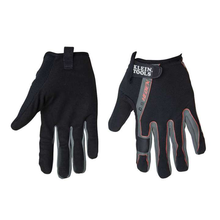 40231 KLEIN HIGH DEXTERITY TOUCHSCREEN WORK GLOVES, XLARGE