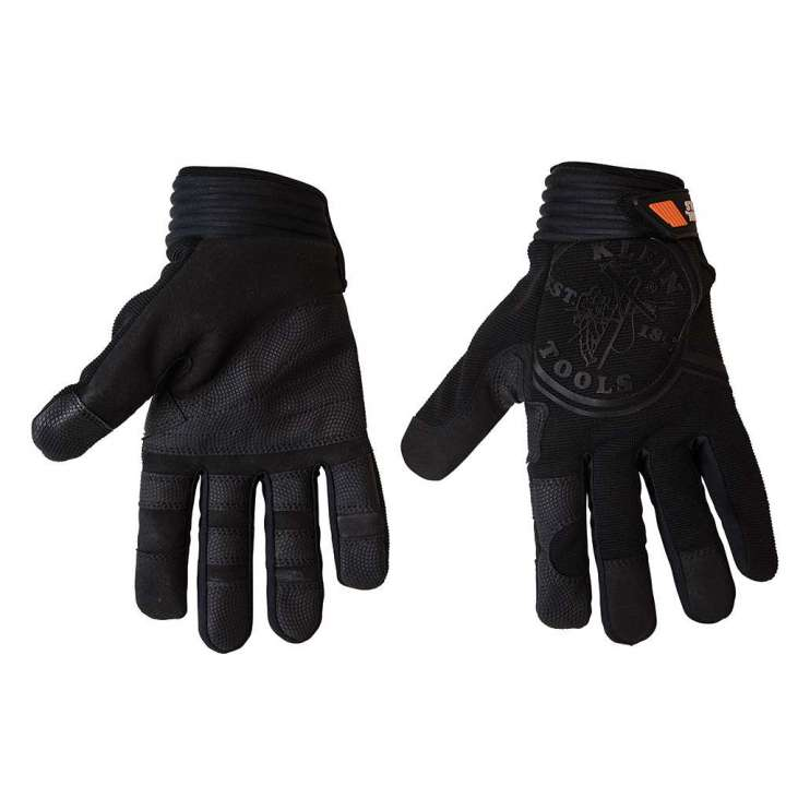 40232 KLEIN WIRE PULLING GLOVES, MEDIUM