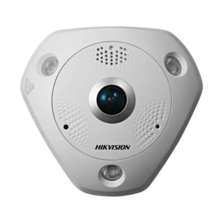 DS-2CD6332FWD-IV HIKVISION Panaramic 180/360 degree, Outdoor, 3MP, True WDR, Day/Night, IR, PoE/12VDC ************************* SPECIAL ORDER ITEM NO RETURNS OR SUBJECT TO RESTOCK FEE *************************