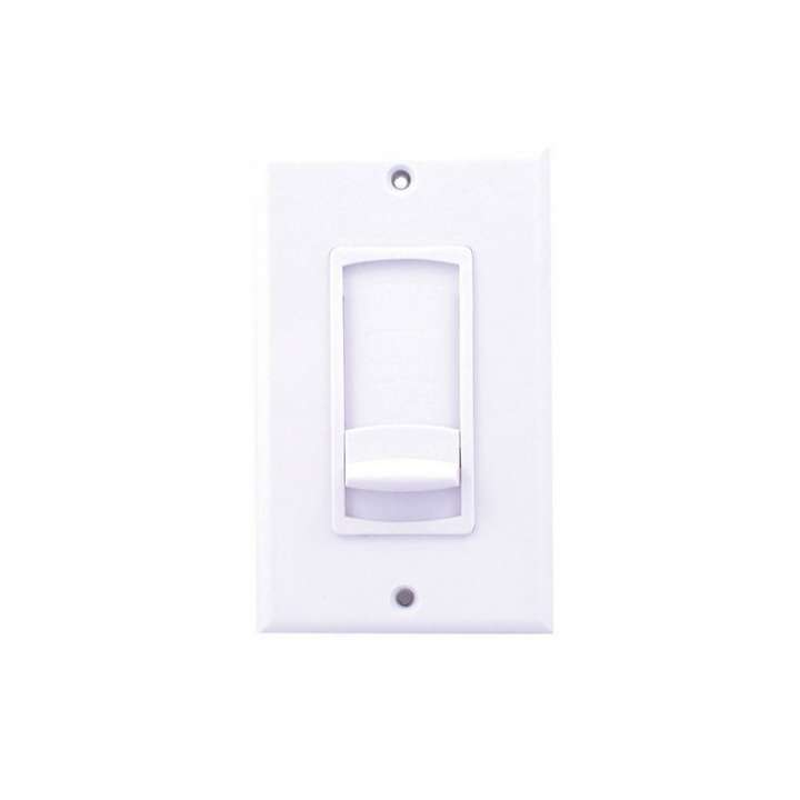 IMP100DLWH SPECO 100W IMPEDANCE MATCHING SLIDE VOLUME CONTROL WHITE ************************* SPECIAL ORDER ITEM NO RETURNS OR SUBJECT TO RESTOCK FEE *************************