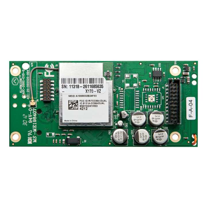 "600-1048-XT-LTE-VZ UTC GSM, VERIZON 4G LTE NETWORK/ALARM.COM, FOR XT/XTI, W/ZWAVE, TWO WAY VOICE READY, INCLUDES 6' ANTENNA AND 6"" SECONDARY ANTENNA."