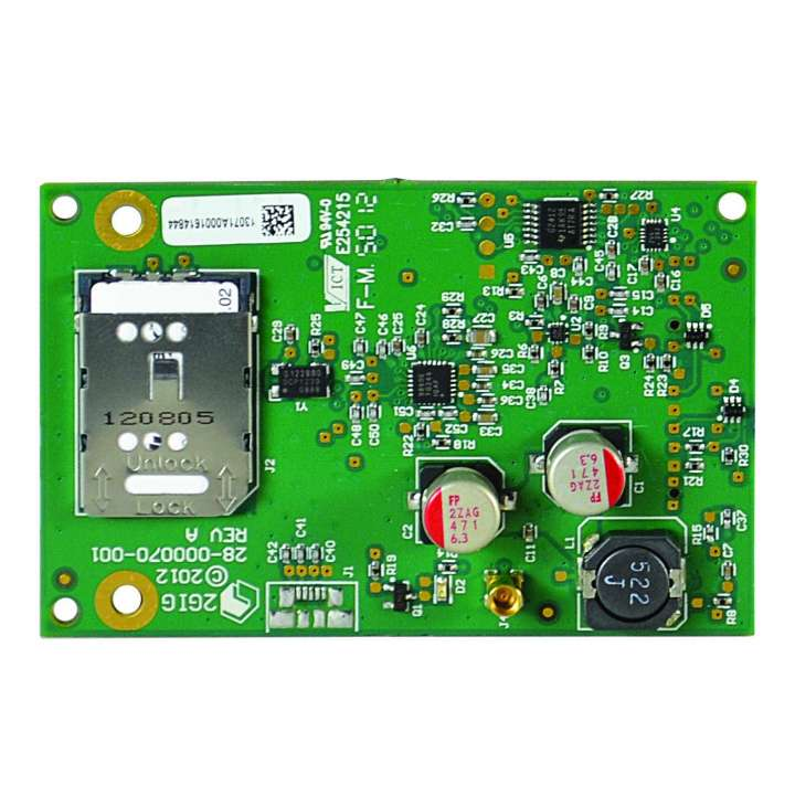 2GIG-GC3GA-T 2GIG 3G Cell Radio Module: includes 2GIG-ANT3X external antenna (Telular) ATT VERSION