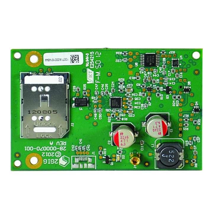 2GIG-GC3GA-T 2GIG 3G Cell Radio Module: includes 2GIG-ANT3X external antenna (Telular) ATT VERSION
