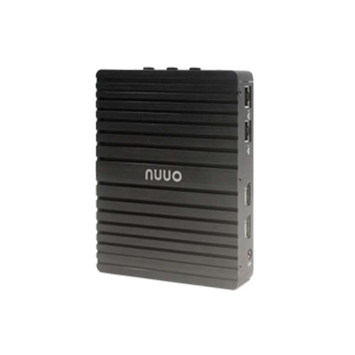 NU-16FHD NUUO VIEWING STATION INTEL QUAD CORE FAN LESS SMALL FORM FACTOR LINUX BASED 2 HDMI OUTPUT AND 2 GBE LAN PORTS ************************** CLEARANCE ITEM- NO RETURNS *****ALL SALES FINAL****** **************************