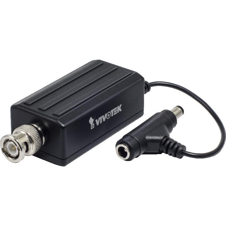 VS8100 VIVOTEK SINGLE CHANNEL VIDEO ENCODER, Dual(H.264/MJPEG), MAX RES 720x480